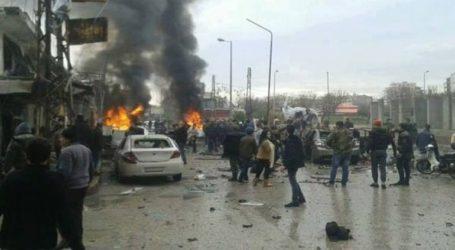 Ένας νεκρός και 14 τραυματίες από έκρηξη παγιδευμένου αυτοκινήτου στη Λαττάκεια