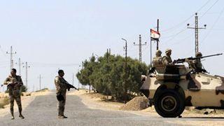 Νεκροί 59 τζιχαντιστές και επτά στρατιωτικοί στην Αίγυπτο