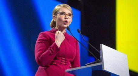 Υποψήφια στις προεδρικές εκλογές η Γιούλια Τιμοσένκο