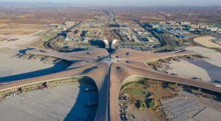 Ταινία επιστημονικής φαντασίας θυμίζει το νέο αεροδρόμιο του Πεκίνου