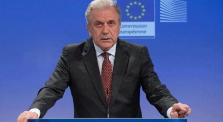 «Στα κράτη-μέλη εναπόκειται να αποφασίσουν αν θα συνεχιστεί η επιχείρηση SOPHIA»