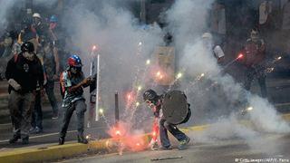 Τέσσερις νεκροί σε ταραχές πριν από τις προγραμματισμένες διαδηλώσεις