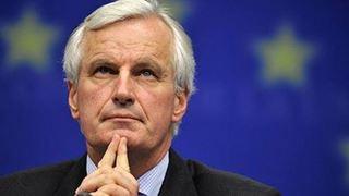 """Ο Μισέλ Μπαρνιέ """"ελπίζει ακόμη"""" ότι θα αποφευχθεί ένα Brexit χωρίς συμφωνία"""