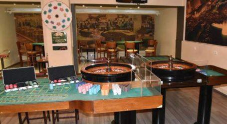 Εντοπίστηκε κατάστημα με παράνομα τυχερά παιχνίδια στην Αθήνα