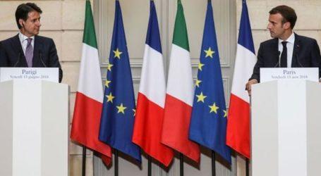 Ο Κόντε ζητεί από την Γαλλία να θέσει την έδρα της στο Συμβούλιο Ασφαλείας του ΟΗΕ στη διάθεση της ΕΕ
