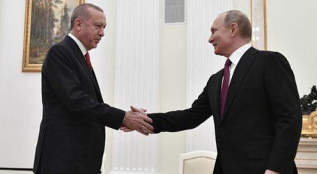 Τετ α τετ Ερντογάν – Πούτιν: Στο επίκεντρο η ασφάλεια στη Μέση Ανατολή