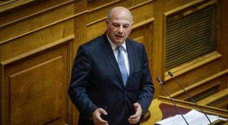 «Η υπερψήφιση της Συμφωνίας των Πρεσπών είναι ψήφος εμπιστοσύνης στην κυβέρνηση»