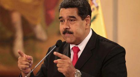Ο Μαδούρο ανακοινώνει τη διακοπή των διπλωματικών σχέσεων της Βενεζουέλας με τις ΗΠΑ