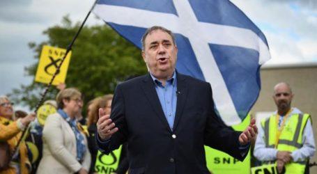 Συνελήφθη ο πρώην πρωθυπουργός της Σκωτίας για σεξουαλική παρενόχληση