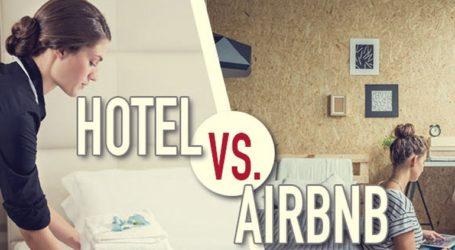 Έκρηξη 21% μέσα σε ένα χρόνο στις καταχωρήσεις Airbnb