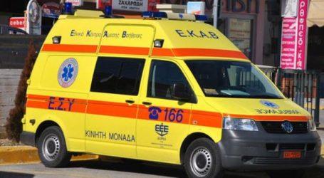 Φορτηγό παρέσυρε και σκότωσε γυναίκα στο Μενίδι