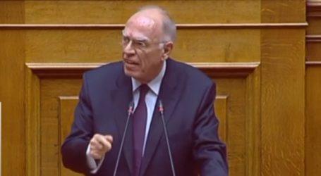 Χρέος της επόμενης Βουλής είναι να ακυρώσει τη συμφωνία των Πρεσπών
