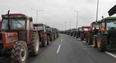 Στήνουν μπλόκο στον κόμβο της Νίκαιας στη Λάρισα οι αγρότες