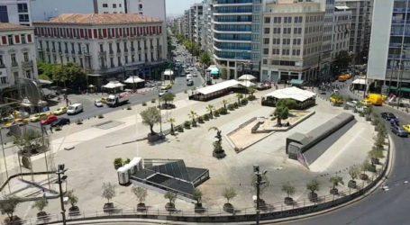 Έργα αποκατάστασης της πλατείας Ομονοίας ξεκινά ο δήμος Αθηναίων