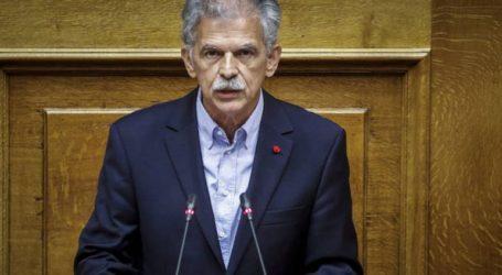 Στην ψηφοφορία θα είμαι με τους Έλληνες, λυπάμαι για τους Λακεδαιμονίους που θα απουσιάζουν