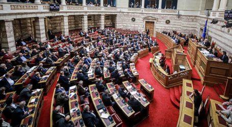 Τώρα η ψηφοφορία στη Βουλή