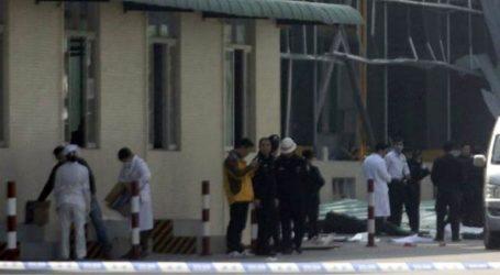 Ένας νεκρός και ένας τραυματίας από διπλή έκρηξη σε κτήριο στην πόλη Τσανγκτσούν