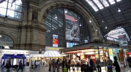Συναγερμός στον σταθμό της Φρανκφούρτης
