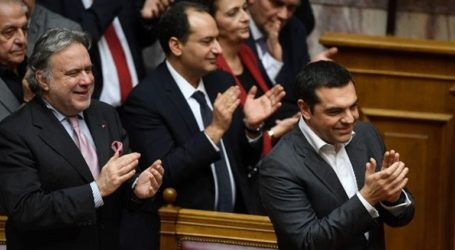 «Οι Έλληνες κύρωσαν τη συμφωνία των Πρεσπών σε μια νίκη για τη Δύση»