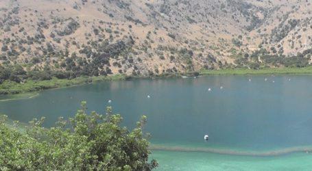 Αξιοποιείται το φράγμα Ποταμών για την αντιμετώπιση της λειψυδρίας