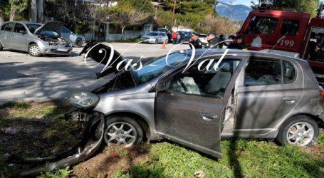 Αστυνομικός στην Κόρινθο έσωσε από βέβαιο θάνατο 12χρονο παιδί σε τροχαίο