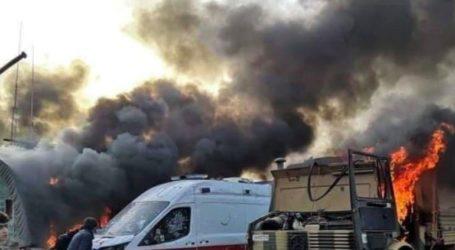 Διαδηλωτές εισέβαλαν σε τουρκική στρατιωτική βάση στο Ιρακινό Κουρδιστάν