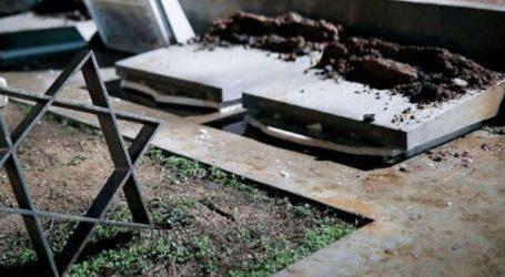Το Ισραηλιτικό Συμβούλιο Ελλάδος καταδικάζει τον βανδαλισμό του Εβραϊκού Νεκροταφείου