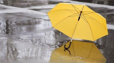 O καιρός σήμερα: Ηλιοφάνεια και τοπικές βροχές