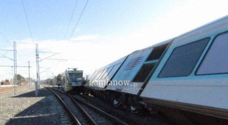Η ανακοίνωση του ΟΣΕ για τον εκτροχιασμό τρένου στο Λιανοκλάδι