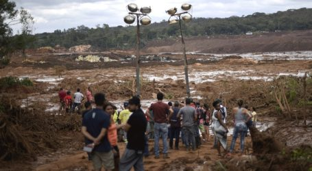 Βραζιλία: Δεν κινδυνεύει να υποχωρήσει ένα δεύτερο φράγμα