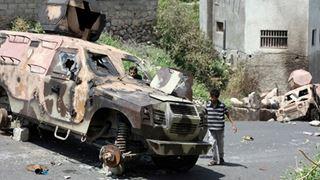 Οκτώ νεκροί και τριάντα τραυματίες σε βομβαρδισμό καταυλισμού εκτοπισμένων