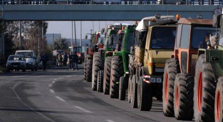 Στους δρόμους και πάλι οι αγρότες