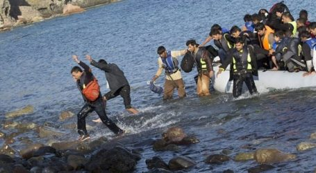 Έξι βάρκες με πρόσφυγες έφθασαν στη Λέσβο και τη Χίο