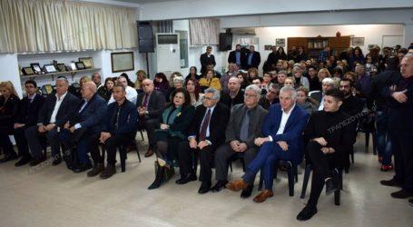 Με αστυνομική συνοδεία αποχώρησε η βουλευτής του ΣΥΡΙΖΑ, Χαρά Καφαντάρη, από εκδήλωση της Ένωσης Ποντίων Περιστερίου