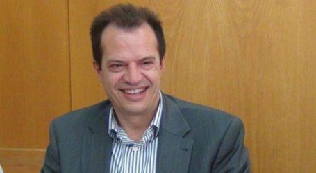 Την υποψηφιότητά του για την περιφέρεια Πελοποννήσου ανακοινώνει ο Γιώργος Δέδες