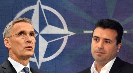 Εγκρίθηκε η εισδοχή των Σκοπίων στο ΝΑΤΟ