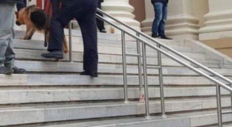Τηλεφώνημα για βόμβα στο Δικαστικό Μέγαρο της Πάτρας
