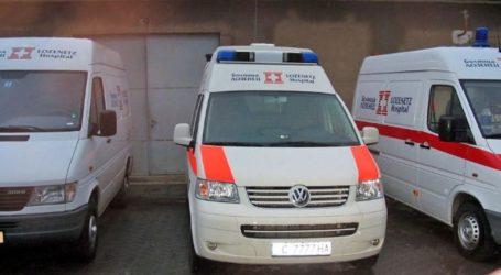Κουμπί πανικού σε ασθενοφόρα για την ασφάλεια των νοσηλευτών από επιθέσεις