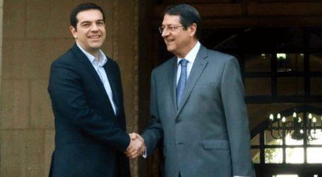 Στην Κύπρο ο Αλέξης Τσίπρας για τις εργασίες της 5ης Συνόδου χωρών του Ευρωπαϊκού Νότου