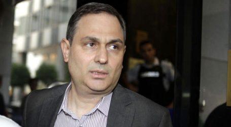 Επιφυλακτικός ο Φ. Σαχινίδης για την έξοδο στις αγορές