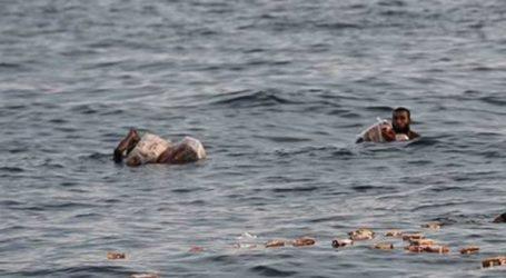 Πέντε νεκροί και τουλάχιστον 130 αγνοούμενοι σε ναυάγιο πλοιαρίων που μετέφεραν μετανάστες