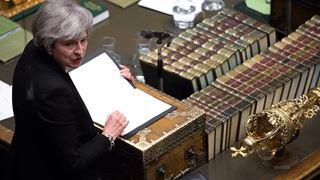 Το βρετανικό κοινοβούλιο ψήφισε Brexit με συμφωνία