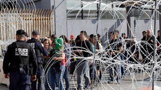 Οι ΗΠΑ άρχισαν να επαναπροωθούν στο Μεξικό αιτούντες άσυλο