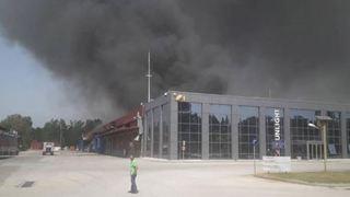 Στα 66 εκατ. ευρώ η αποζημίωση για την πυρκαγιά στο εργοστάσιο της εταιρείας Sunlight στην Ξάνθη