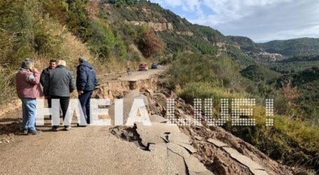 Σε κατάσταση έκτακτης ανάγκης 12 κοινότητες του Δήμου Ανδρίτσαινας