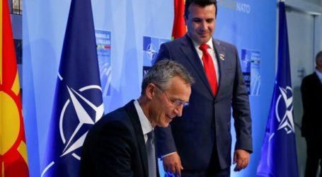 Η Γερμανία εγκρίνει πρωτόκολλο ένταξης των Σκοπίων στο ΝΑΤΟ