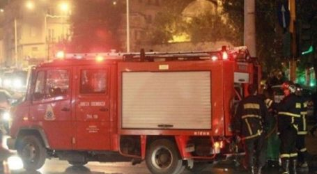 Φωτιά σε διαμέρισμα στη Δραπετσώνα