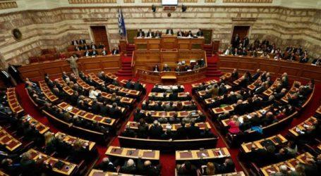 Ενός λεπτού σιγή τήρησε η Ολομέλεια για τους πεσόντες αξιωματικούς στα Ίμια