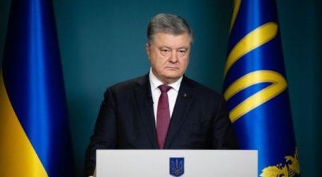 Έντεκα δολοφονικές απόπειρες κατά Ποροσένκο ισχυρίζονται ότι απέτρεψαν οι ουκρανικές αρχές