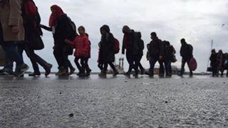 Αύξηση των αφίξεων προσφύγων και μεταναστών στις ακτές του Έβρου